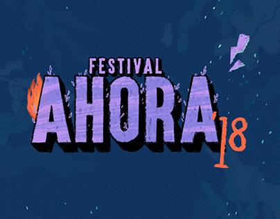 Festival Ahora '18