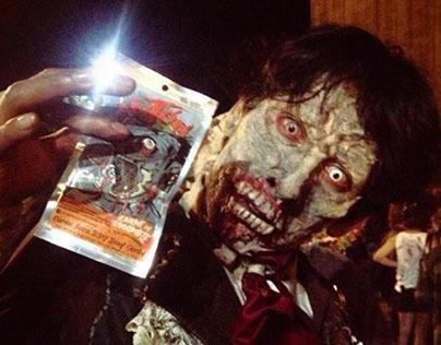 Carne de Zombie