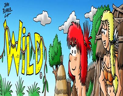 Webcómic - Wild (Salvaje)