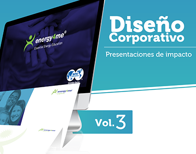 Vol. 3 Diseño Corporativo - Presentaciones de Impacto
