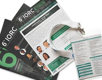 6th IORC Implatology & Oral Rehabilitation Congress