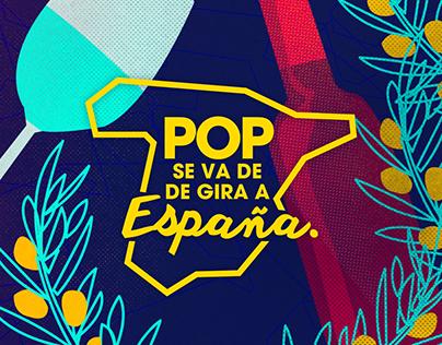 POPPOPSJO TOUR TO SPAIN