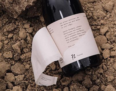 Winery Gassner »Freilegen / Exposing«