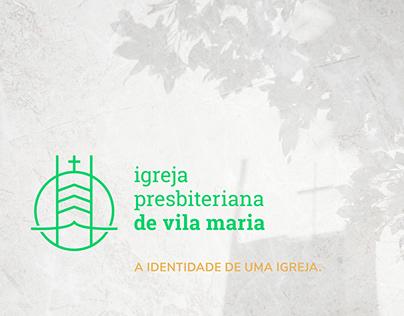 Visual Identity: Igreja Presbiteriana de Vila Maria