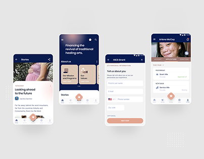 The Victoria Project - woman intimate holistic care app