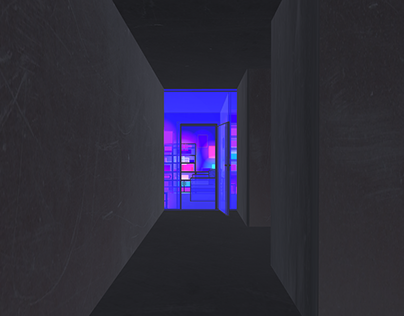 Hoarder, 3D installation, 2016