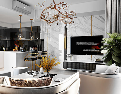 3D   The Star Residence   Modern Luxury