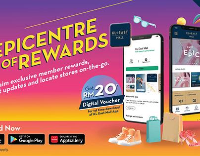 KLEM Mobile App Campaign