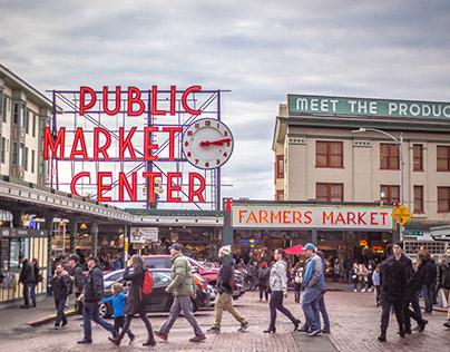Seattle Series Pt. 3: Around Town