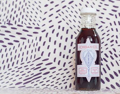ICHIBAN CO. Sesame Oil