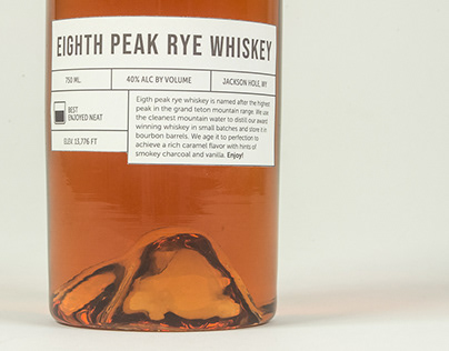 Eighth Peak Rye Whiskey
