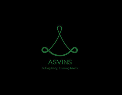 ASVINS (Brand Identity for Meditation In India)
