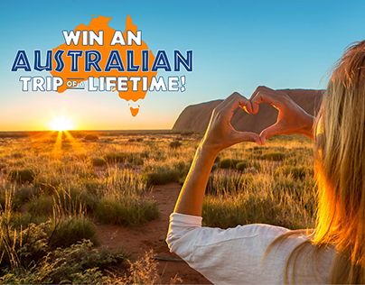 Campaign | Australian Sweepstakes