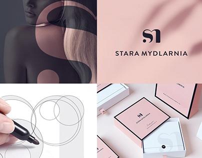 STARA MYDLARNIA - rebrandig