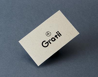 Gratii - Branding ,CI, Logo,