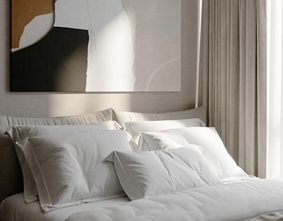 Oslo apartment minimal