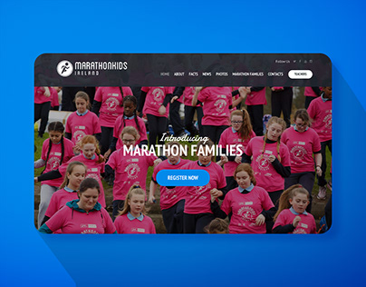Fitness Programme for Kids Website
