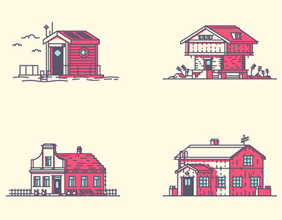 THE NORDIC HOUSES
