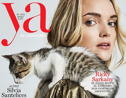 CAT LADY x REVISTA YA