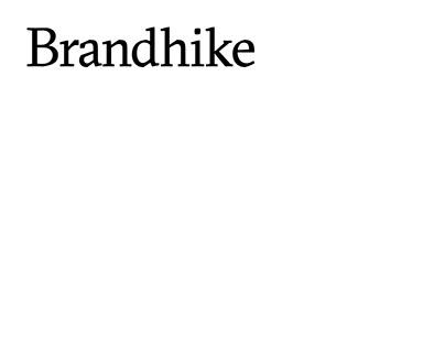 naming & verbal identity for Brandhike