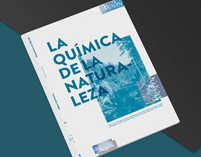 Editorial Design - Albert Hofmann