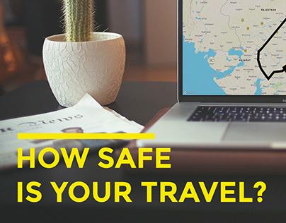 A Data viz tool to anticipate route specific risks.