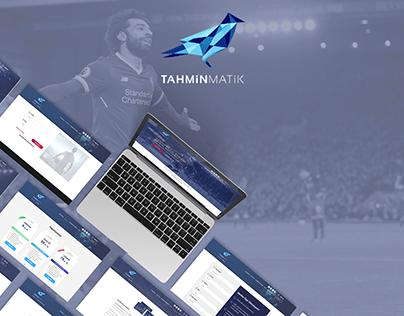 Tahminmatik - AI Based Suggestion Engine Web App