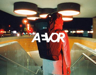 AEVOR // Tokio Night Campaign