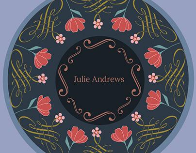 Portrait de Julie Andrews