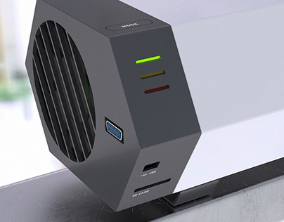 Dust Monitor For Ambient Air