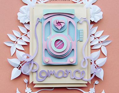 Click magazine - Cover illustration