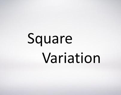 Dressform Doodling (Square Variations)