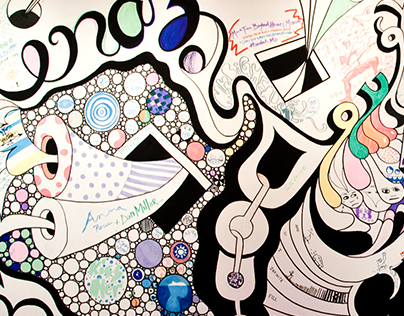 Design Journeys Mural