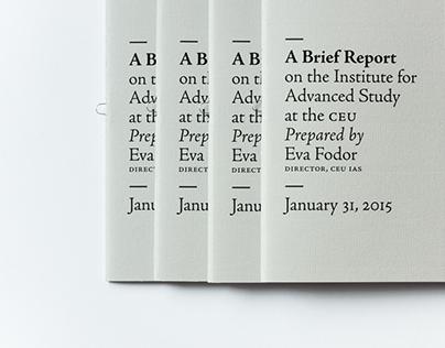 IAS Report