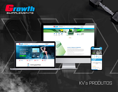 Key Visual - Growth Supplements