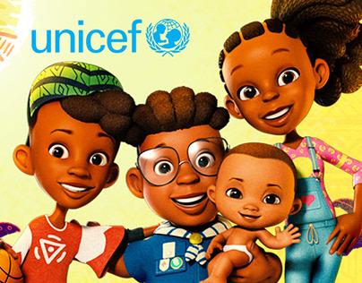 UNICEF Guinea Eqcuatorial Vaccination Campaign