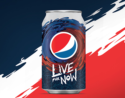 Pepsi - Live for Now Design Challenge