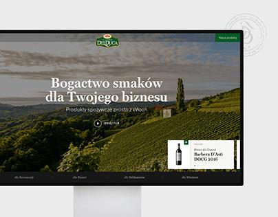 Fattorie Del Duca™ - webdesign