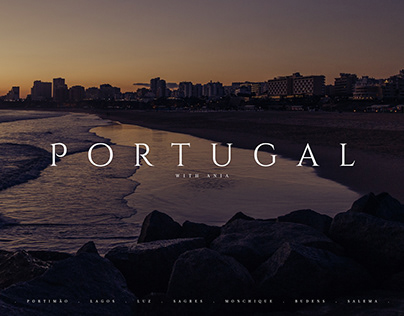 Portugal with Ania