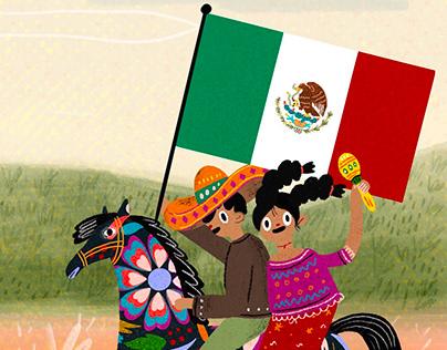 México & Central America - Snapchat