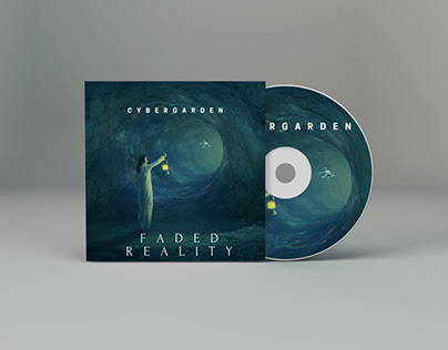 Cover for Faded Reality by Cybergarden