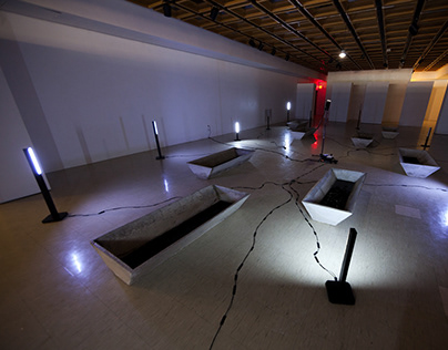 Brought to Light (MFA Thesis Exhibition)