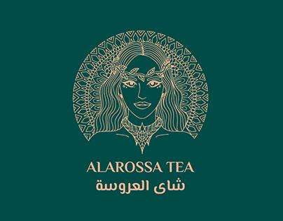 ALAROSSA TEA RE-BRANDING