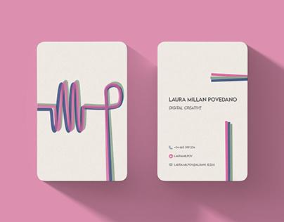 Monogram and Business Card Design