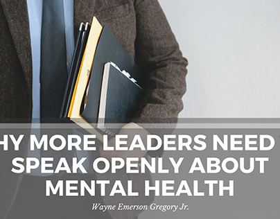 Why More Leaders Need to Speak Openly