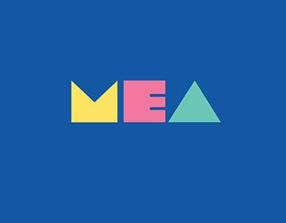 «Мел». Логотип и лендинг для агентства