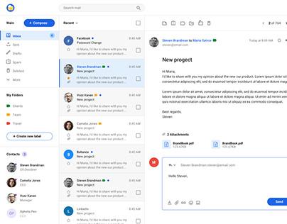 Inbox Client