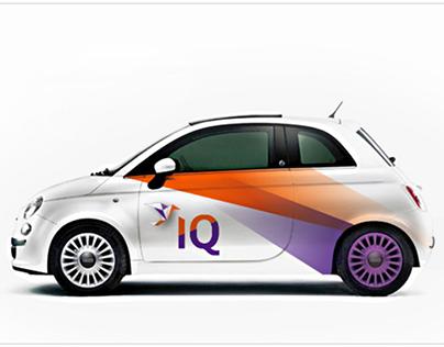 IQ DESIGN (Hong Kong) exterior styling, logo, branding