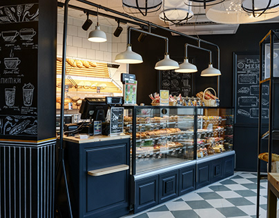 Bakery Café Bread Stories