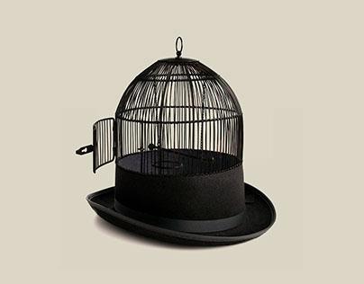 Ceci n'est pas un hommage à Magritte